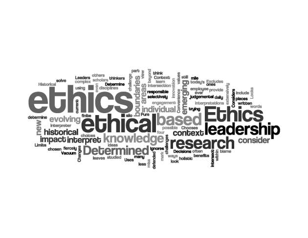 Business Ethics Special Edition I: Ethical Leadership